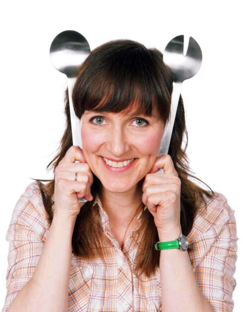 Cecilie Klem er matjournalist i KK. (Foto: Steinar Torvbråten)