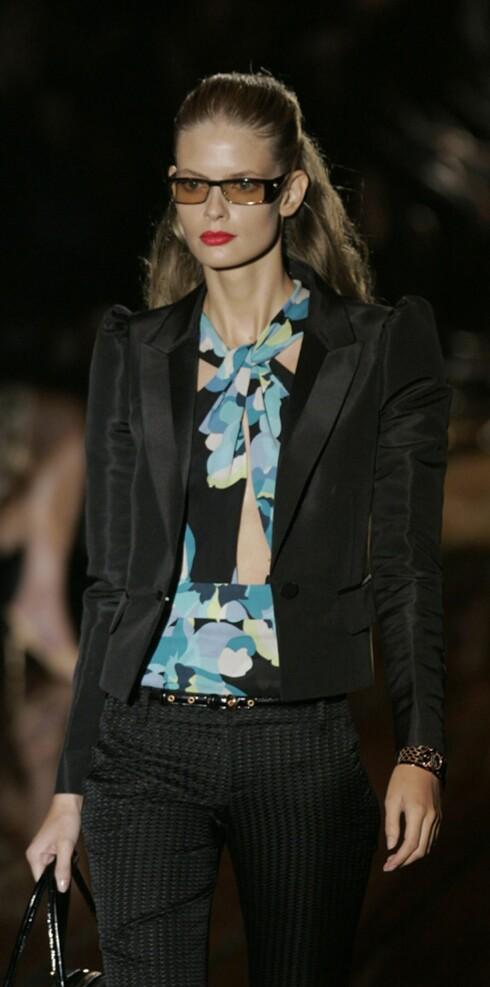 Gucci vår- sommer 2006.