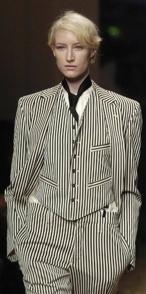 Jean Paul Gaultier vår- sommer 2006.