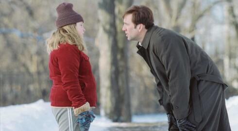 David Spritz forsøker å finne én eneste aktivitet den deprimerte datteren liker. Det går ikke så bra. Foto: Nordisk Film