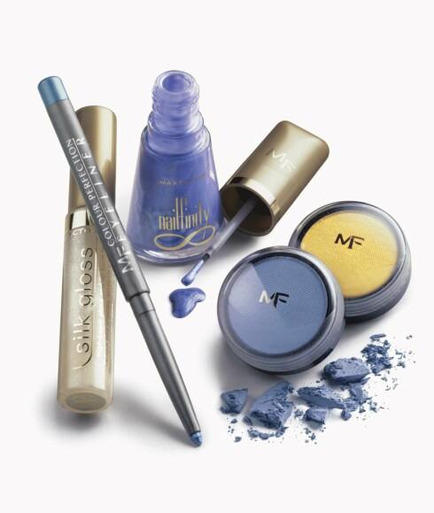 Pure Aqua fra MaxFactor finner du i butikkene nå. Prisene ligger fra hundre kroner.