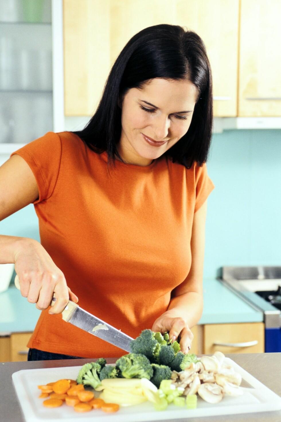 Lure triks for et sunt kjøkken