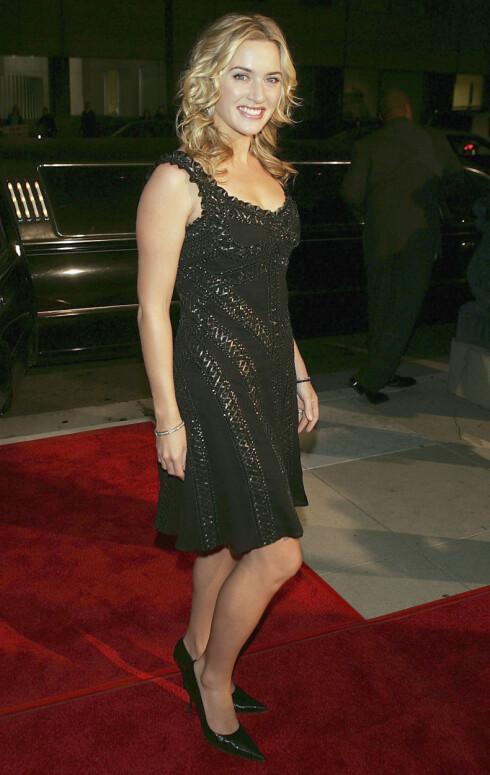 Kate Winslet er stolt av kroppen sin og nekter å bli tynn som en sytråd, slik mange andre skuespillere gjør. Men etter at hun fødte datteren Mia for seks år siden, følte hun likevel behov for å gå ned i vekt, og fikk hjelp av en - av alle ting - ansiktsanalyse! Ansiktsanalyse-dietten er et orientalsk diettpåfunn hvor man på bakgrunn av et menneskes ansiktstrekk avgjør hvilke matvarer som vil være best for den det gjelder.
