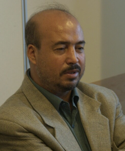 Går til sak: Shah Mohammad Rais forbereder søksmål mot Åsne Seierstad.