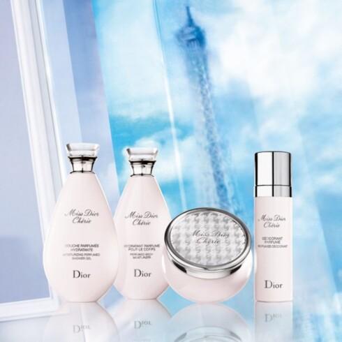 Duften av Dior