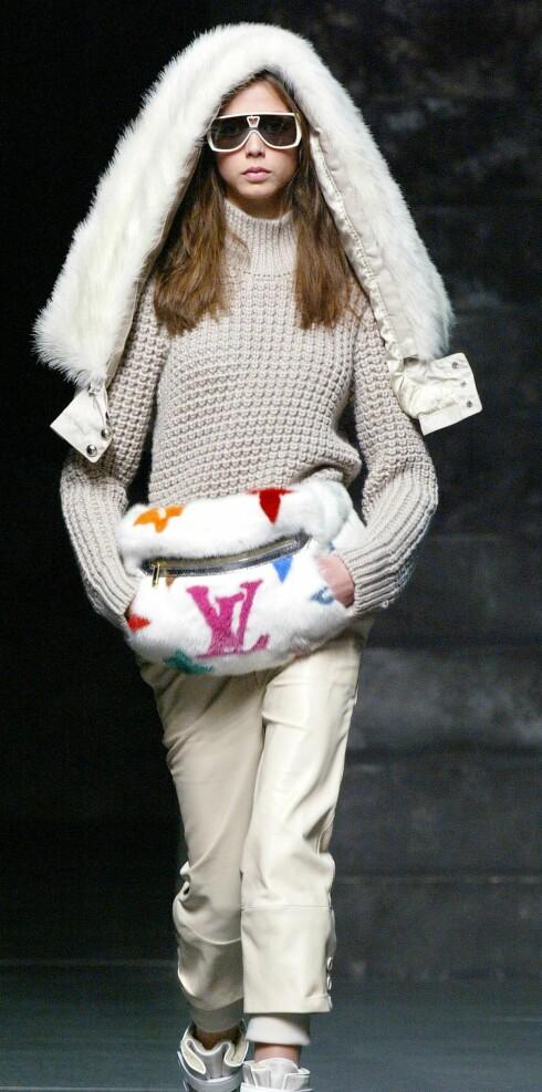 Louis Vuitton høst-vinter 2006.