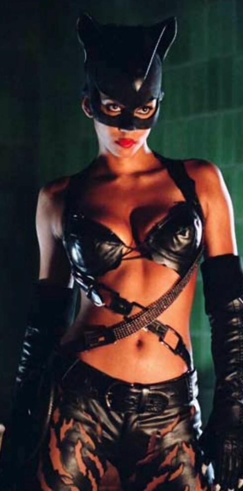 Den katastrofale filmen Catwoman.