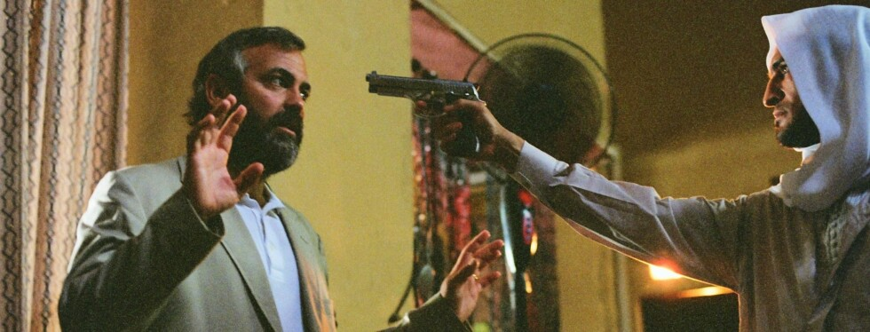 George Clooney får problemer i Midtøsten.  Foto: Sandrew Metronome Norge