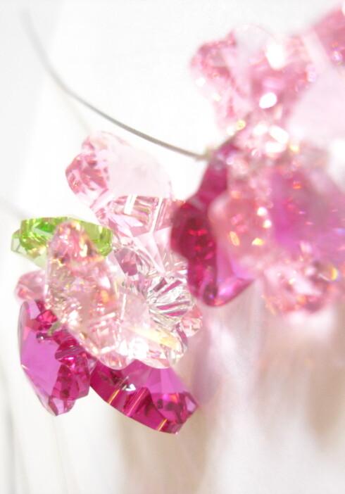 Eksklusive og trendy krystaller.