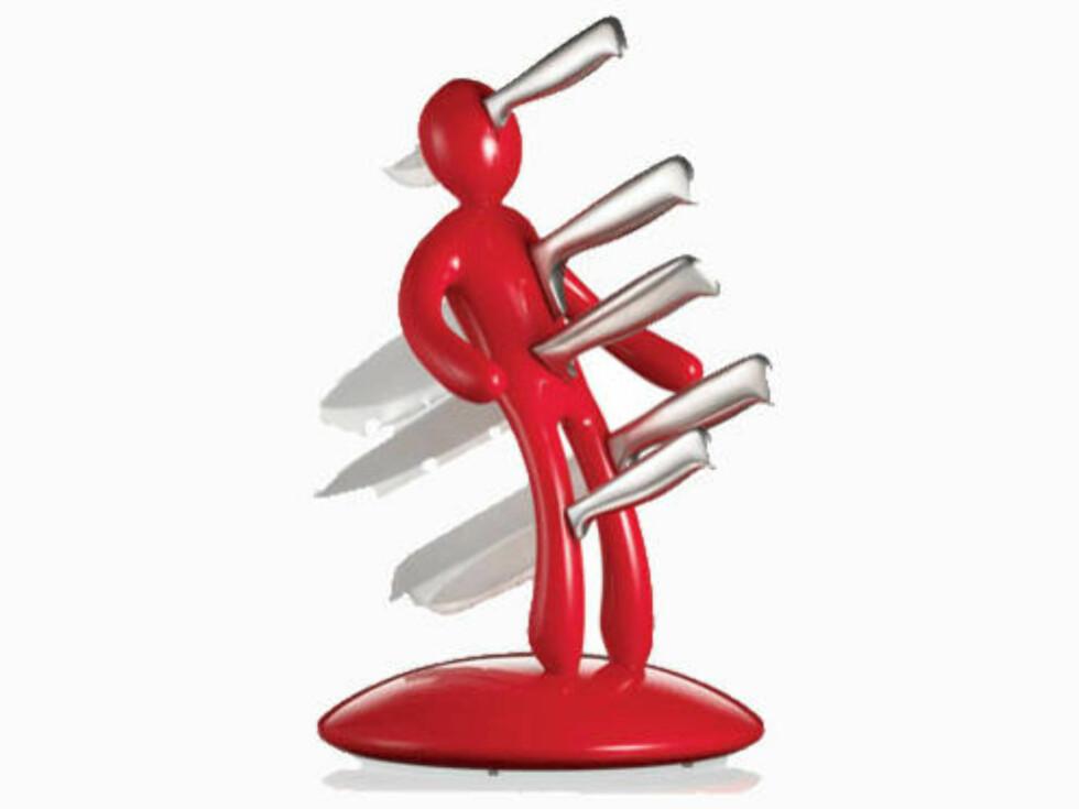 Kjøkkenveien til aggresjonsterapi