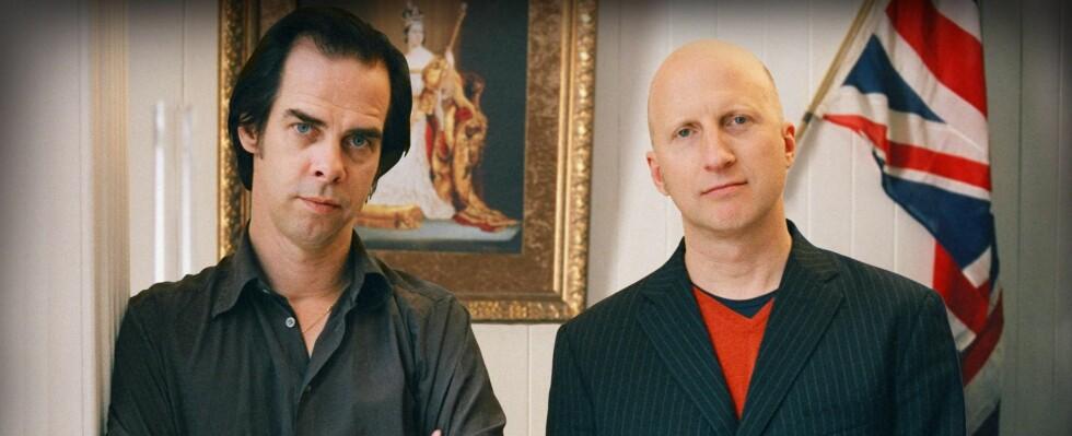 Manusforfatter Nick Cave og regissør Nick Hillcoat er begge strålende fornøyde med The Proposition.