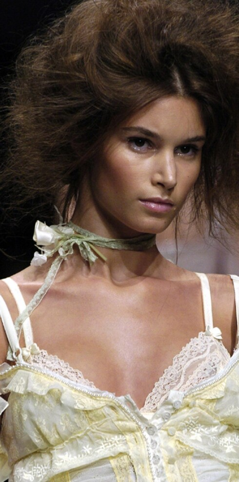 Dolce & Gabbana vår- sommer 2006.