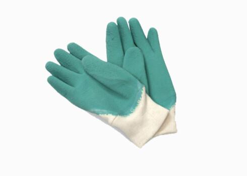 Hansker for grønne fingre (kr 135, ROOM).