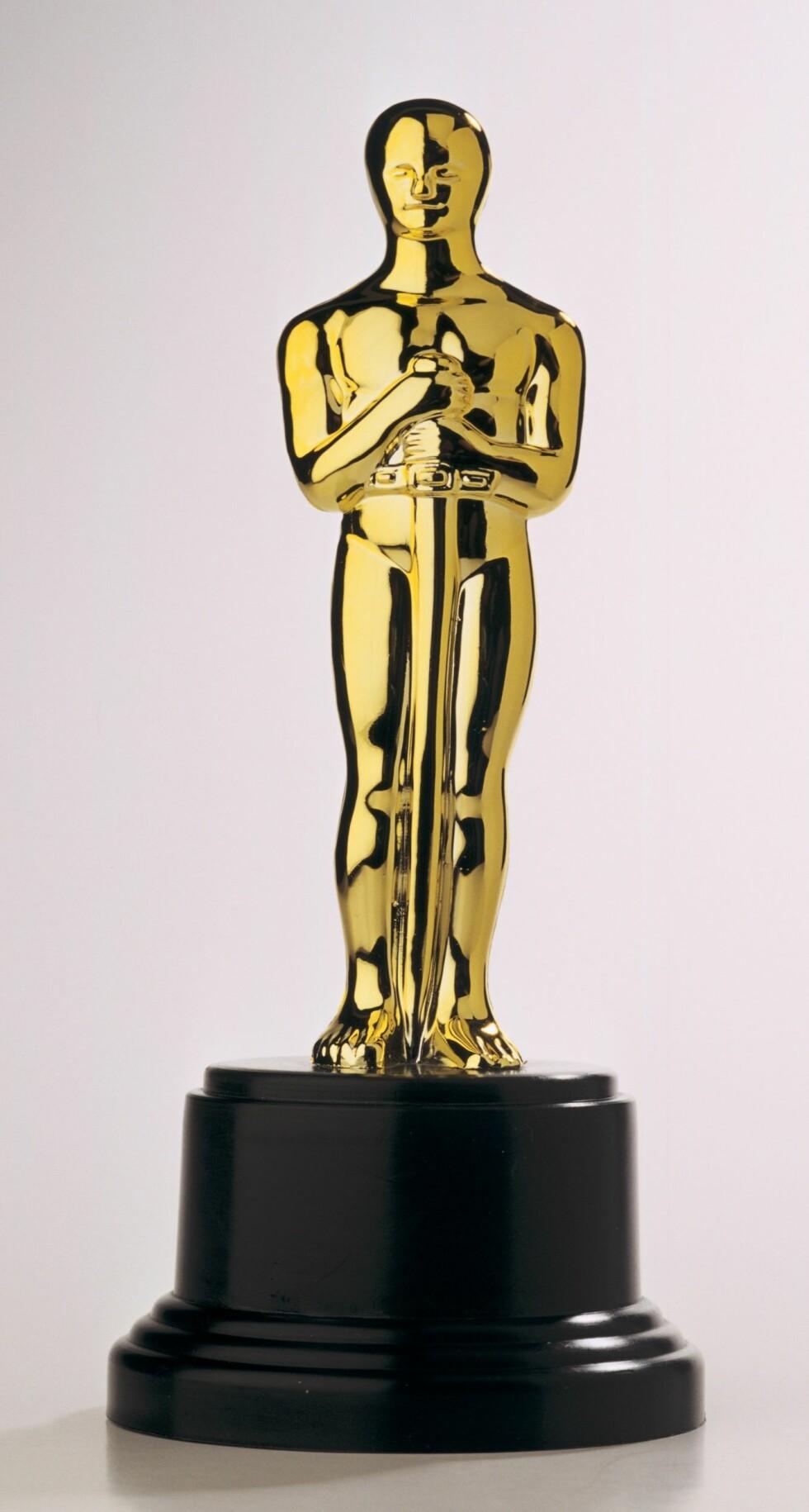 Slik lager du Oscar-fest