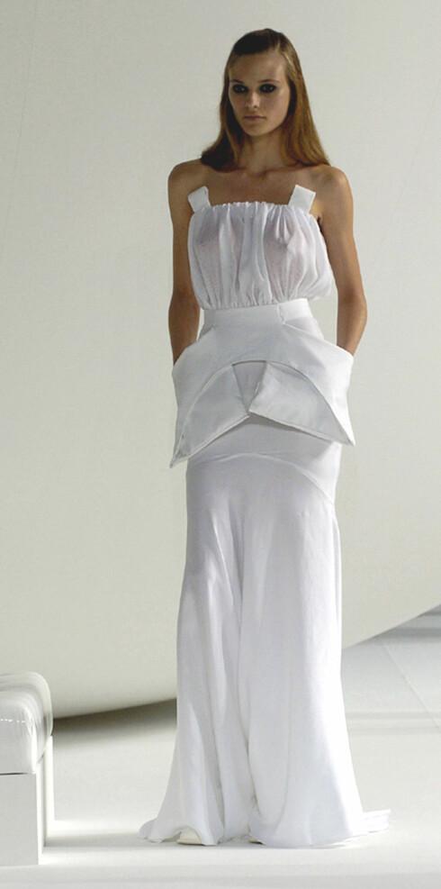 Givenchy vår- sommer 2006.