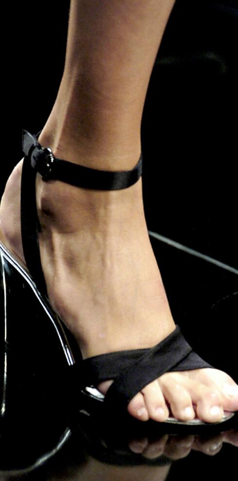 Karl Lagerfeld vår- sommer 2006.