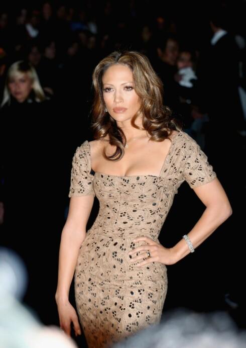 Skuespillerdiva og artist Jennifer J-Lo Lopez er en svoren fan av Dolce & Gabbana.