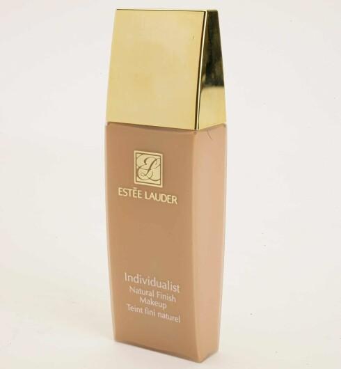 Foundation fra Estée Lauder. Tilpasser seg hudtonen og skal gi et naturlig resultat (kr 280).