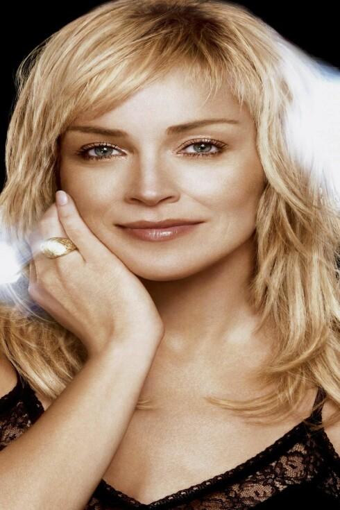 Sharon Stone til topps igjen