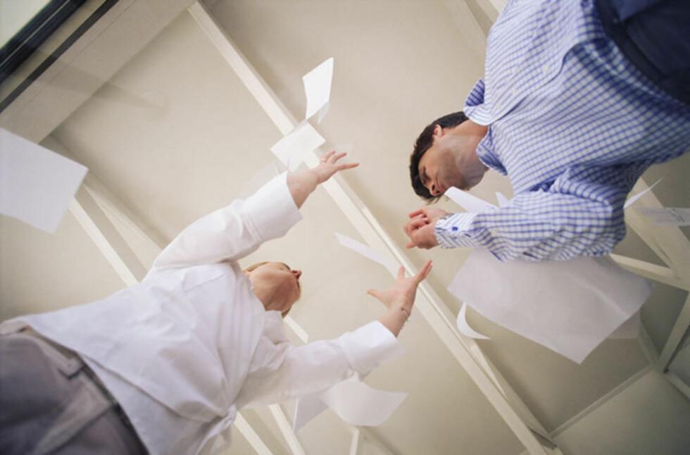 Slik takler du konflikter på jobben