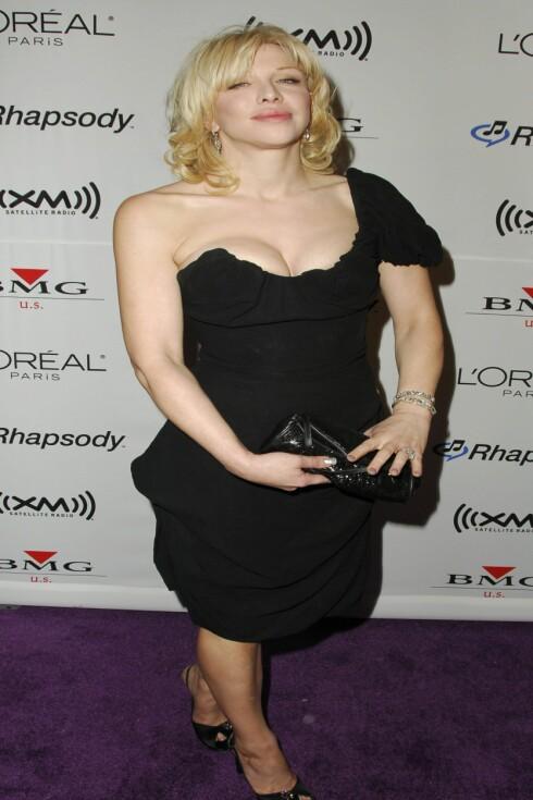 Ingen rockesak uten Courtney Love