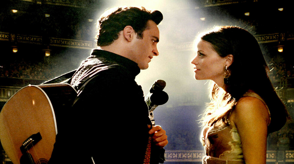 Reese Witherspoon fikk Oscar fo innsatsen i Walk The line om countrylegenden  Johnny Cash.