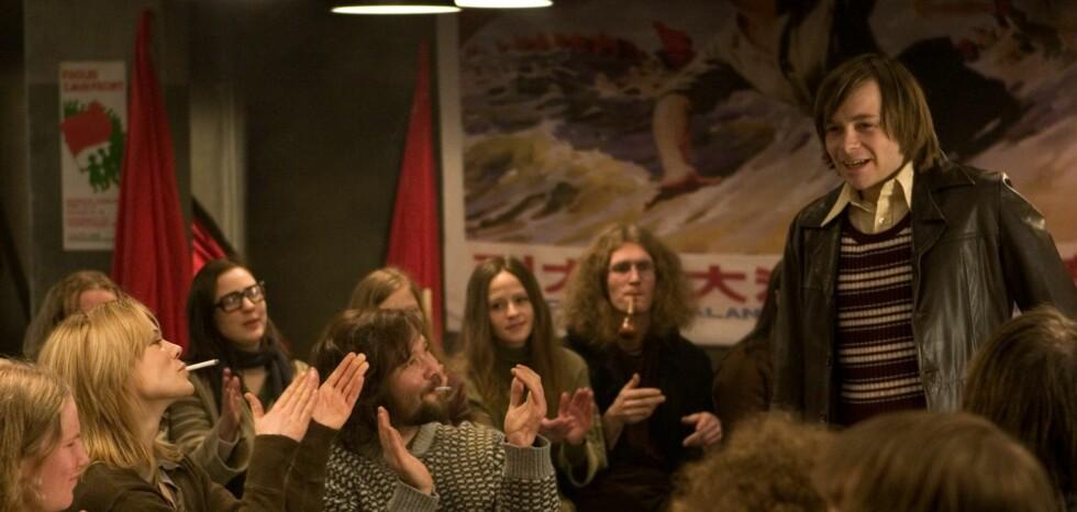 Jan Gunnar Røise (stående til høyre) imponerer igjen.