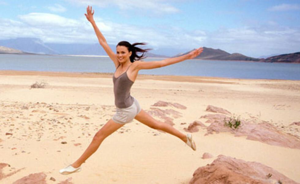 Sunn og frisk med riktig trening