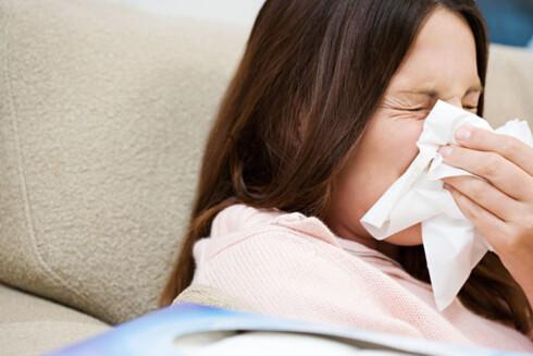 Til kamp mot influensaen