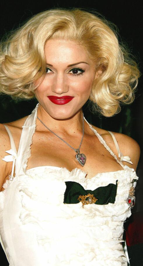 Popstjernen Gwen Stefani er alltid stilsikker.