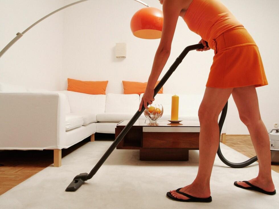Du kan fint style boligen din selv. Foto: Image Source/AOP