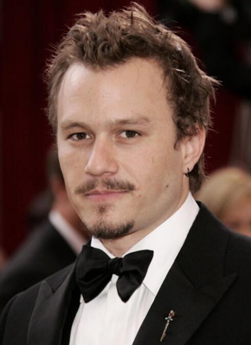 Heath Ledger ble snytt for Oscar. Han var nominert for beste mannlige hovedrolle i Brokeback Mountain.