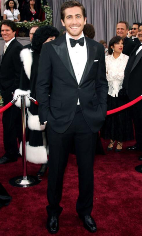 Jake Gyllenhaal var nominert for beste mannlige birolle i Brokeback Mountain, men prisen gikk til George Clooney i Syriana.