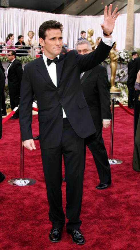 Matt Dillon ble snytt for Oscar. Han var nominert for beste mannlige birolle i Crash, som overraskende vant prisen for beste film foran Brokeback Mountain.