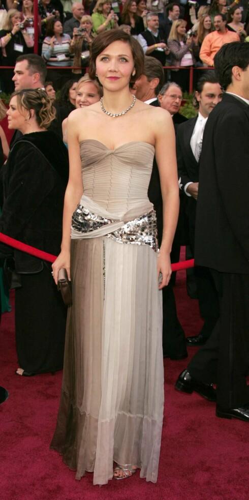 Kjolene viktigere enn Oscar-statuetten