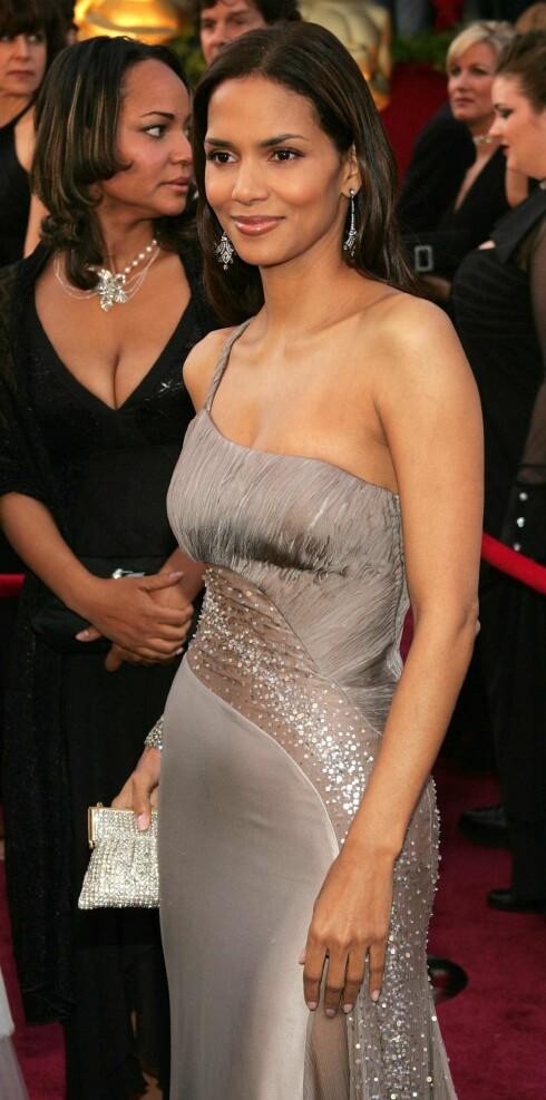 Halle Berry vant Oscar for Monster's Ball.