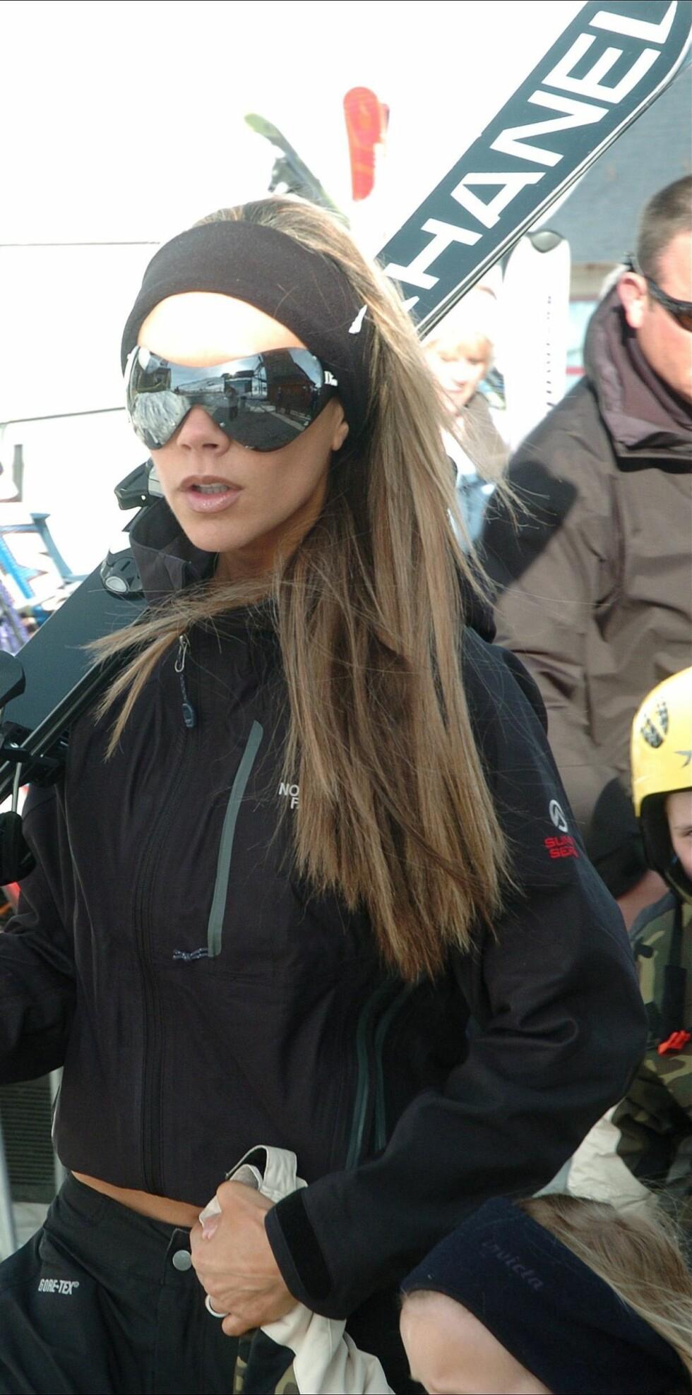Victoria Beckham kler aldri på seg noen tilfeldige filler.