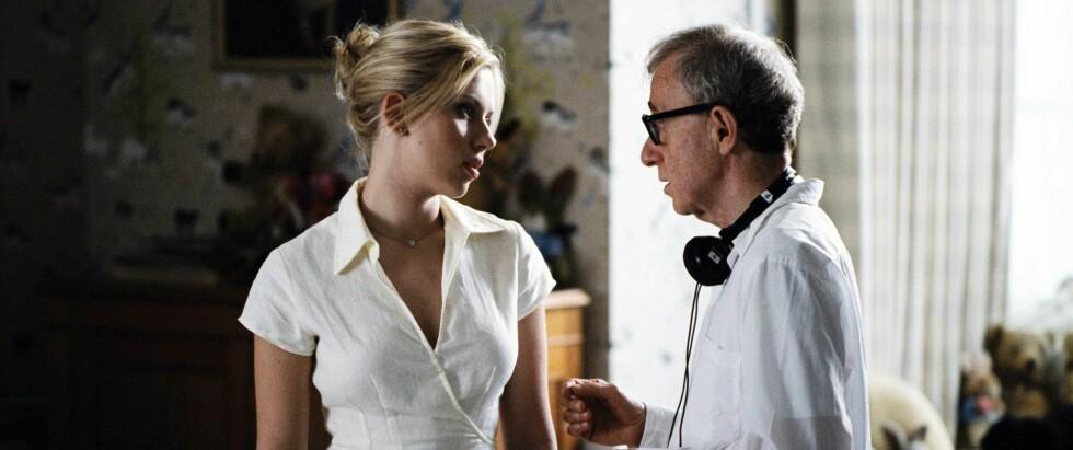 Perfekt match: Med Scarlett Johansson og Woody Allen involvert, kan det ikke gå galt. Foto: Scanbox Entertainment