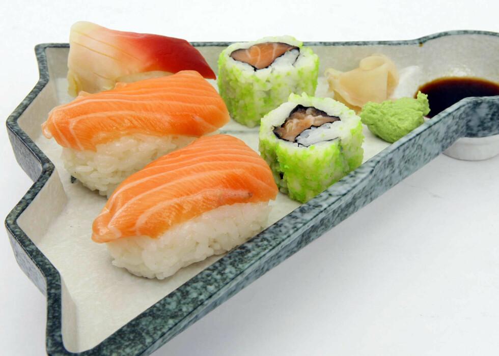 Sushi for nybegynnere