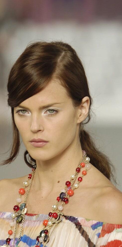 Chanel vår- sommer 2006.