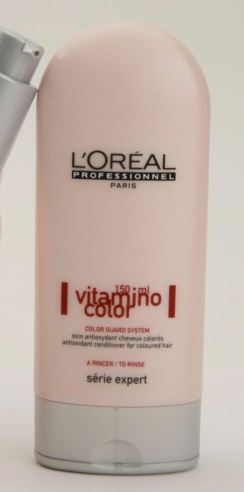 Vitamin Color shampoo (kr 155, L'Oreal Professionnel)