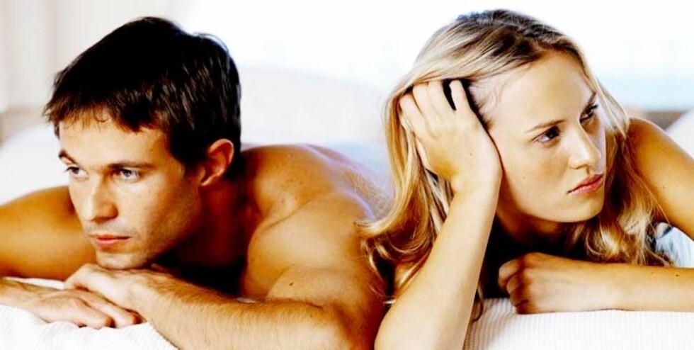 Forholdet kan gjøre deg syk
