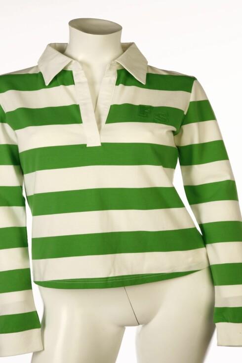 Stripete genser fra Ellos (kr 150)