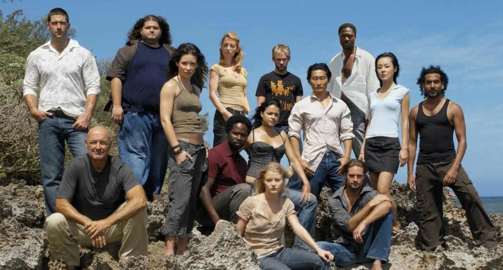 Har du savnet denne gjengen? I kveld er Lost omsider tilbake på norske tv-skjermer. Foto: TVNorge