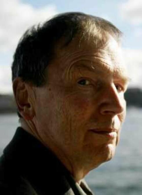 Göran Sonnevi fikk Nordisk råds litteraturpris for diktsamlingen Oceanen.