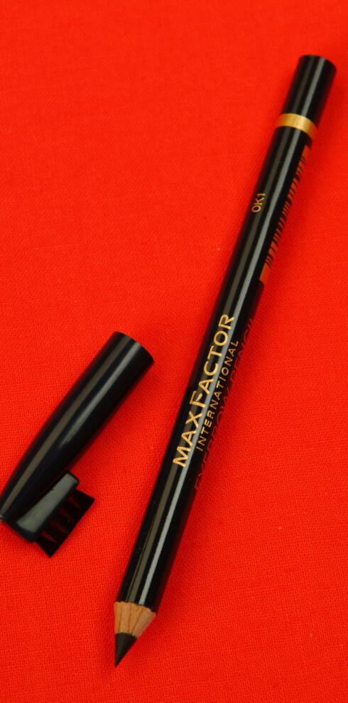 Eyebrow Pencil (kr 90) Max Factor.