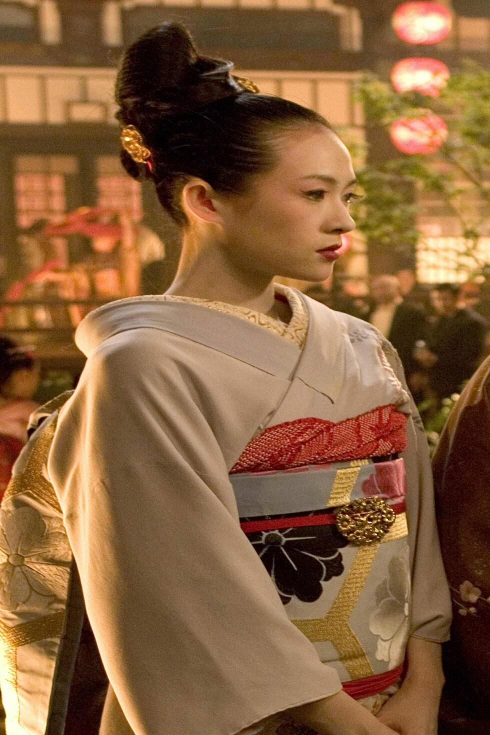 Geishaenes makeup