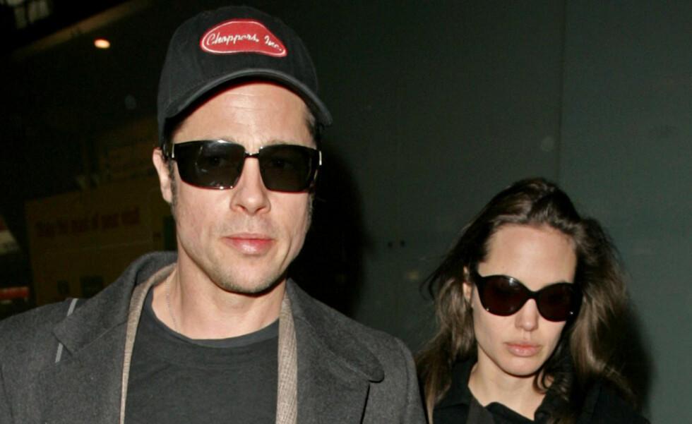 Angelina: Nei til Brad