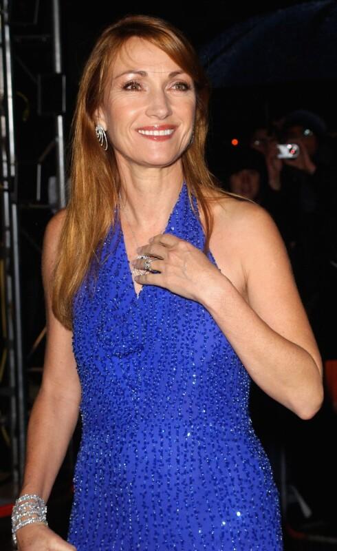 Skuespiller Jane Seymour.