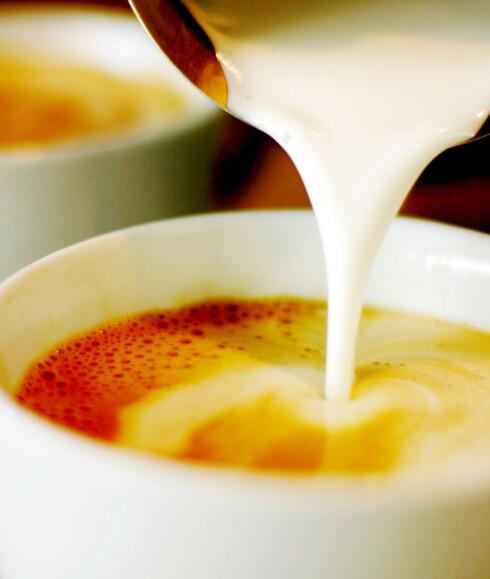 Spar kalorier i kaffebaren